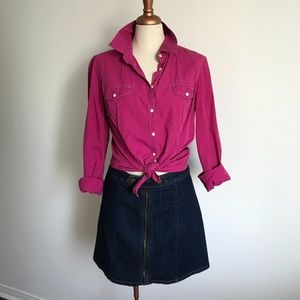 Tommy Hilfiger - long sleeve button down shirt